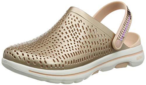 Skechers Go Walk 5 Elegance, Sandalias Deportivas Mujer