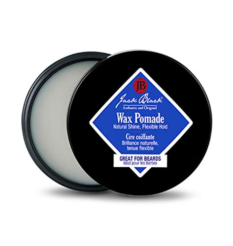 Jack Black Pomada fijadora flexible acabado brillante Wax Pomade 77 gr