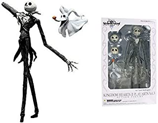 Square Enix Kingdom Hearts 2 Jack Skellington Action Figure