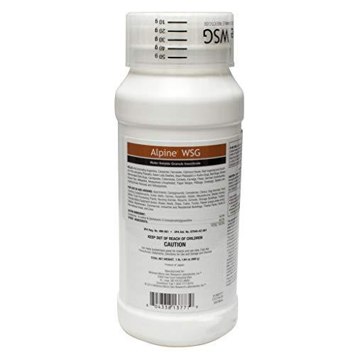 Alpine 1085 WSG 500g Jar, Clear