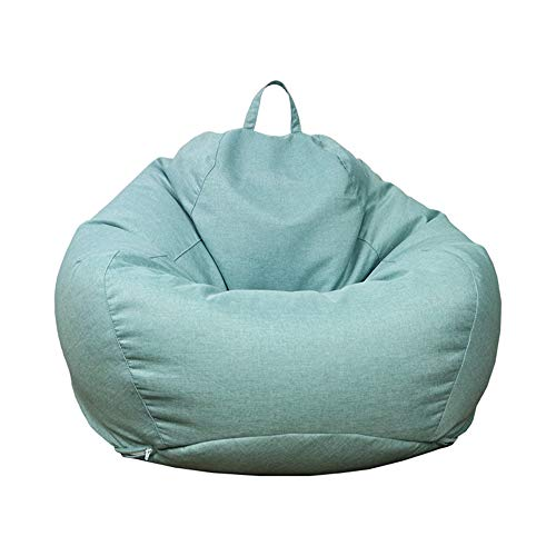 YXYXX Puff Pera para Interior y Exterior, con Cremallera, Ideal para Silla de Juego y Silla de Jardín para Niños y Adultos/D / 70×80cm