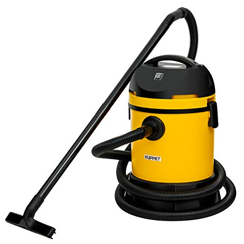 Best Deals! KUPPET Wet/Dry Vacuum Cleaner, Vac Pond/Home Dual Use, Portable Shop Vacuum with Attachm...