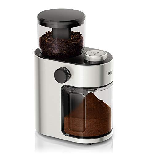 Braun FreshSet KG7070 koffiemolen | French Press, filterkoffie, espresso | 15 maalgraden-instellingen | 2-12 kopjes | Voor 220 g koffie