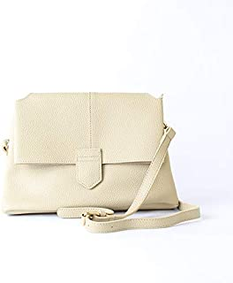 Lenz Crossbody Bag For Women, Beige, aM19-B050