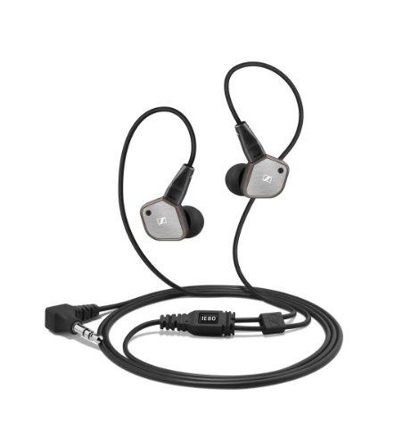 Sennheiser IE 80 EAST In-Ear Headphones (Discontinued by manufacturer)