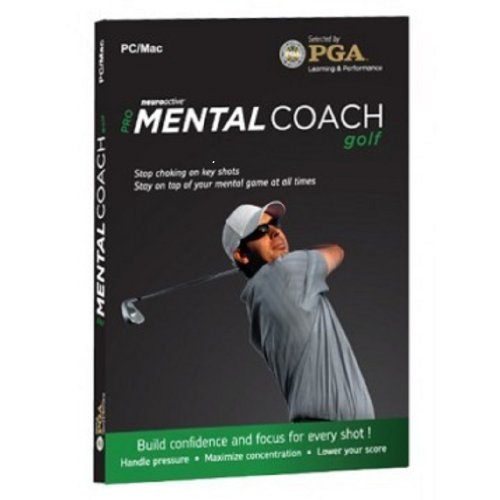 Neuroactive Pro Mental Coach Golf CD PGA Learning and Performance Brain Center