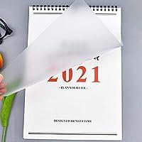 20202021壁掛けカレンダーDIYミニ壁掛けカレンダーデイリースケジュールプランナーオフィス装飾カレンダークリエイティブカレンダー