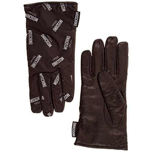 Moschino herren Handschuhe nero 23 cm