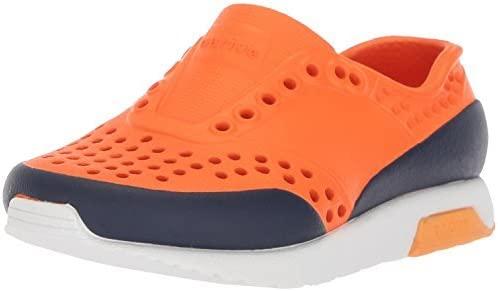 Native Shoes Unisex-Child Lennox Block Sneaker