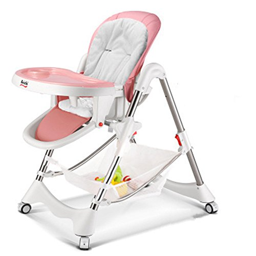 Great Features Of Dining chair ZDDAB Children's Baby, Portable Collapsible Children's, Multifunction...
