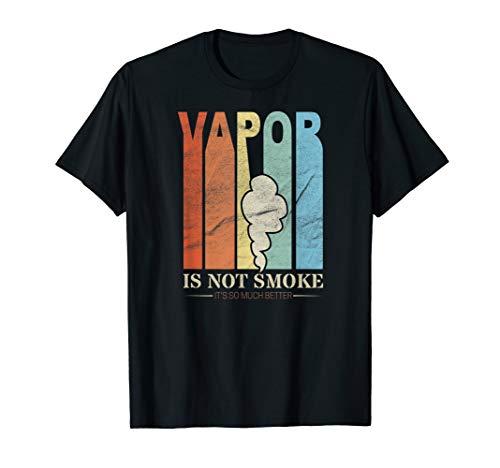 vaping dampfen vape on and relax t-shirt für vaper