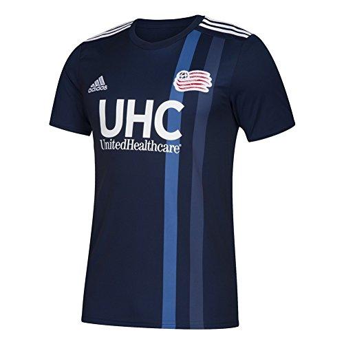 adidas New England Revolution Women's Jersey Home Replica Soccer Jersey (X-Large)