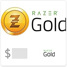 Razer Gold Gift Card - Email Delivery