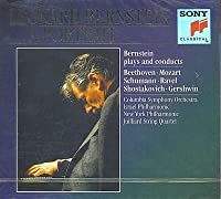 Concerto per piano n.25 K 503 in DO (1786) Quartetto per piano K 478 n.1 in SOL (1785) Concerto per piano in SOL (1931) Rapsodia in blu (1924) Concerto per piano n.1 op 15 in DO (1797)