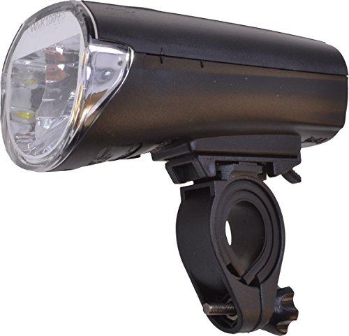 Filmer Frontbeleuchtung, schwarz, 11 x 6 x 5cm