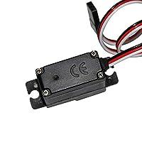 wfbd-cn modulo elettronico for rc skywalker 17g metal gear micro servo compatibile futaba jr plug