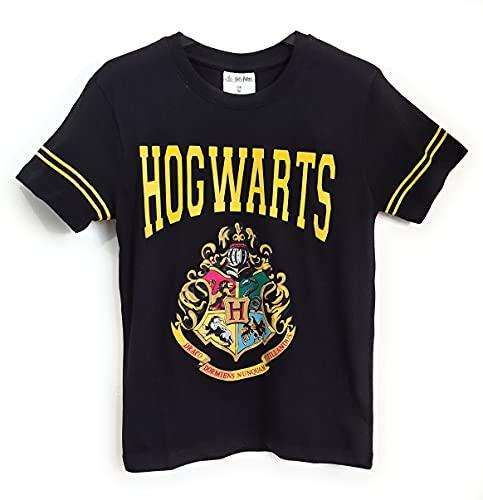 HARRY POTTER Niños Camiseta De Manga...