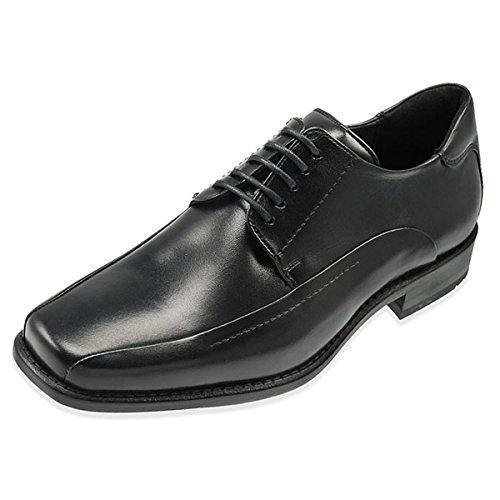 Lloyd Kelt Schuhe schwarz extra Weit - Businessschuhe Echtleder 17-363-00