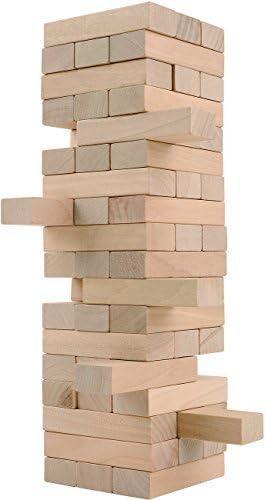 Brick stacking game