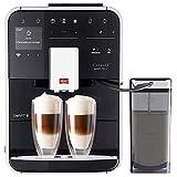 Melitta Caffeo Barista TS Smart F850-102, Kaffeevollautomat mit Milchbehälter, Smartphone-Steuerung...