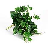artplants.de Arbusto de Vid Artificial Taron, 65 Hojas, Verde, 35cm - Mata de Parra - Planta de Vid sintética