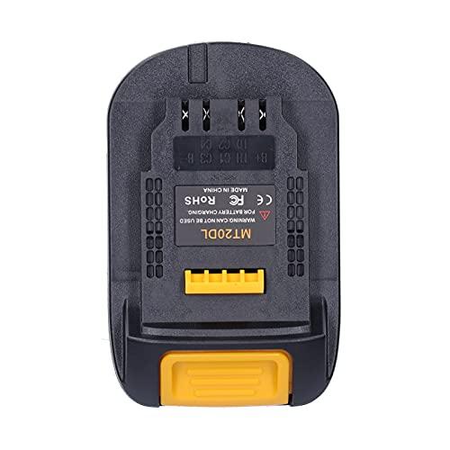Gedourain Adaptador de Base de batería, Adaptador de batería portátil para Herramientas eléctricas industriales