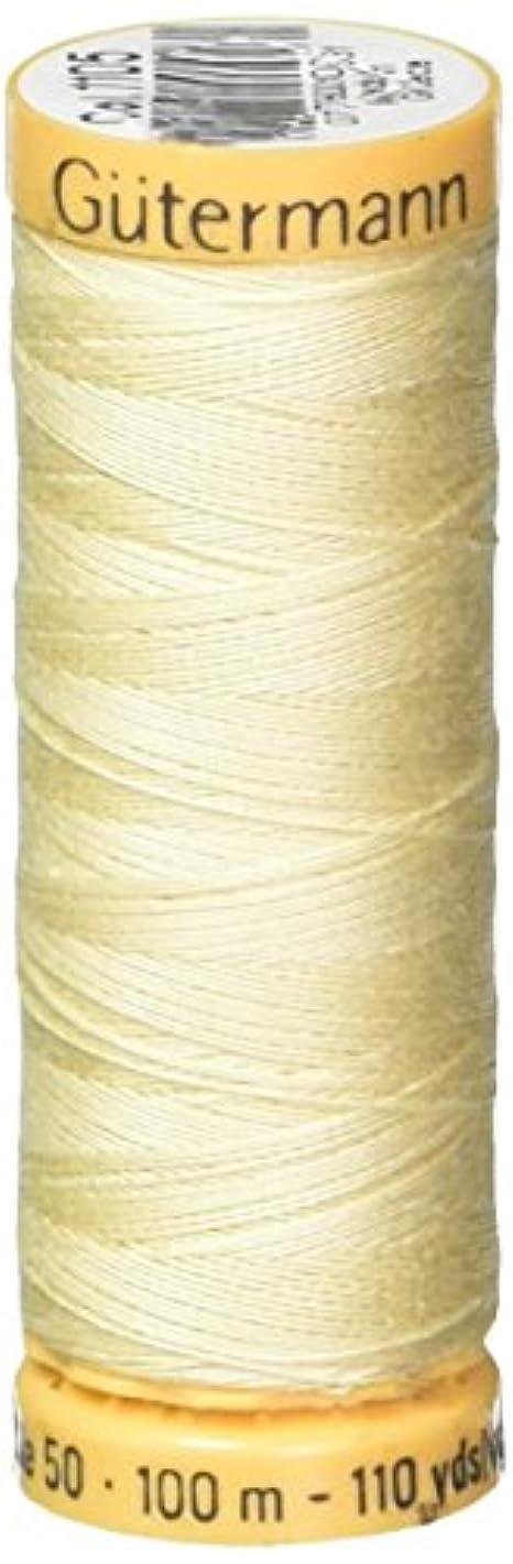 Gutermann Natural Cotton Thread 110 Yards - 1105