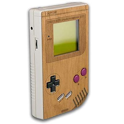 Real Mahogany Wood Veneer for Nintendo Original Gameboy - FREE SHIPPING