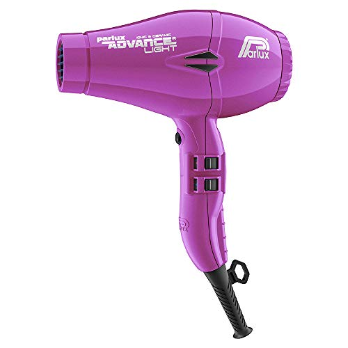 Parlux Advance Light - Secador de pelo ionico, Lila
