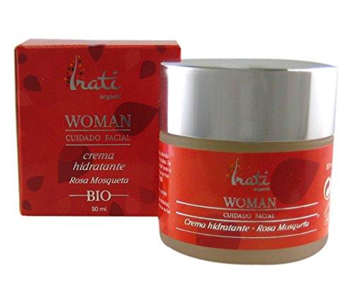 Irati Crema Facial Hidratante Rosa Mosqueta Bio Linea 50 Ml 50 ml