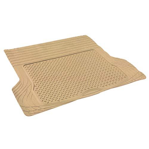 SUMEX 3012358 - Alfombra Maletero PVC Bootmat, Color Beige