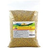 Polen de ImkerPur, 1 kg, completamente libre de residuos, dulce, cosecha 2019