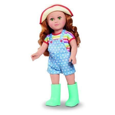 My Life As Gardener 18' Doll