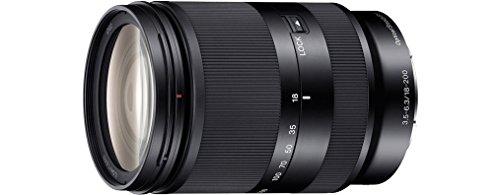 Sony SEL-18200LE Zoom-Objektiv (18-200 mm, F3.5-6.3, OSS, APS-C, E-Mount) schwarz & SanDisk Extreme Pro SDXC UHS-I Speicherkarte 128GB (V30, Übertragungsgeschwindigkeit 170 MB/s, U3, 4K-UHD-Videos)