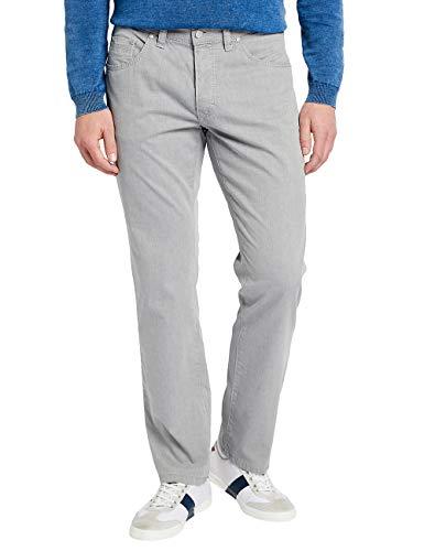 PIONEER 1144-3479-43 RON Stretch-Jeans braun Gabardine: Weite: W38 | Länge: L34