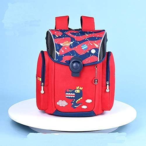 LFSHUB Top-Qualität Kinder Schulrucks e mädchen Jungen Cartoon Schultaschen Orthop sche Gründschule Bookbag Kids Satchel Boy Rucksack