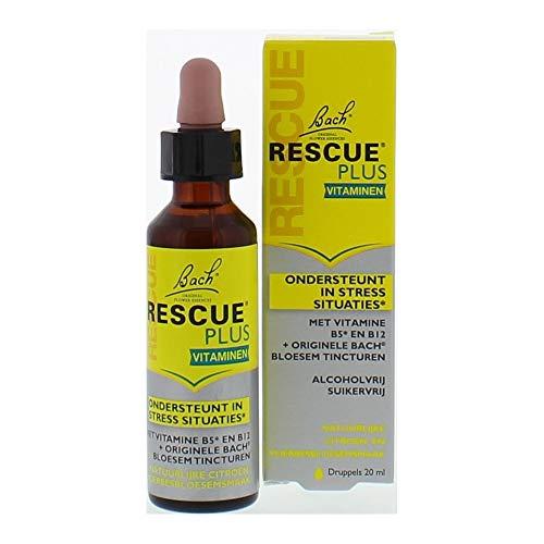 Bach Rescue Remedy Plus Druppels, 20ml, 1 Units