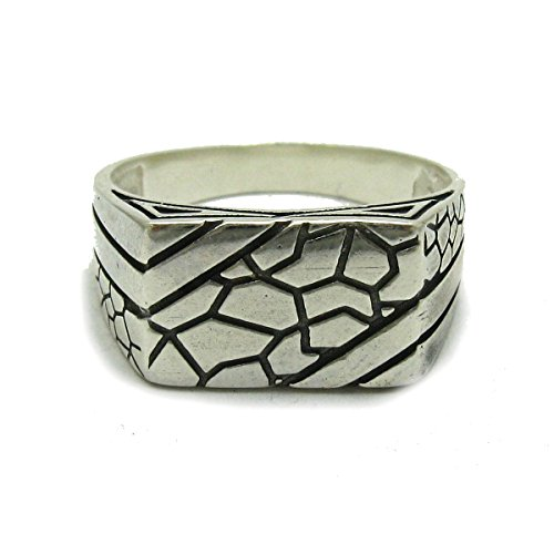 Classico anello da uomo in Argento 925 R001698