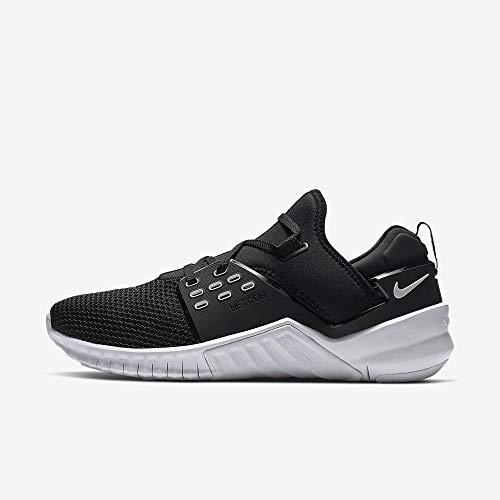 Nike Free Metcon 2, Zapatillas de Deporte para Hombre, Negro (Black/White 000), 44.5 EU