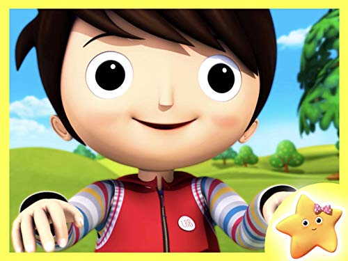 Here We Go Round The Mulberry Bush by Little Baby Bum - Educational Songs for Kids