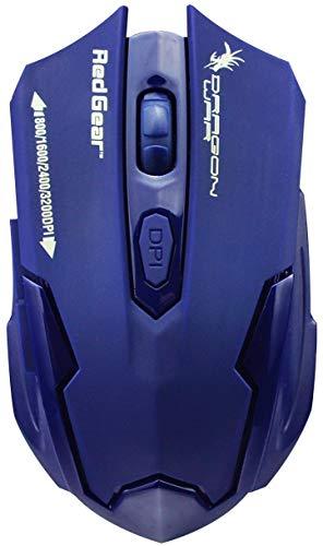 Red Gear Dragonwar Emera ELE-G11 3200 DPI Gaming Mouse (Dark Blue)