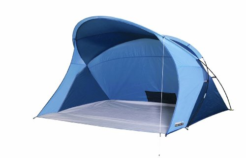 High Peak 10049 Refugio de Playa, Unisex, Azul, 200x150x130/105 cm