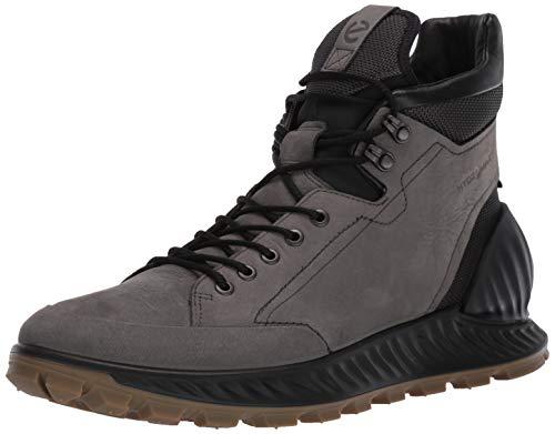 ECCO Herren EXOSTRIKEM Sneaker Outdoor Ankle Boot, Grau (Dark Shadow 1602), 40 EU