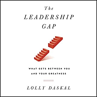 The Leadership Gap cover art