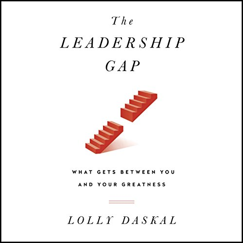 The Leadership Gap audiobook cover art