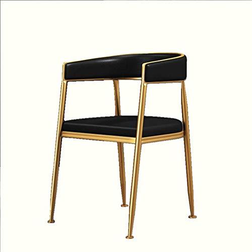 Reclining Kunstlederen stoelen, luxe ontvangstmeubels, gewatteerde zitting eetkamerstoelen, bureaustoel badstoelen restaurant hotel zonneligstoel zwart