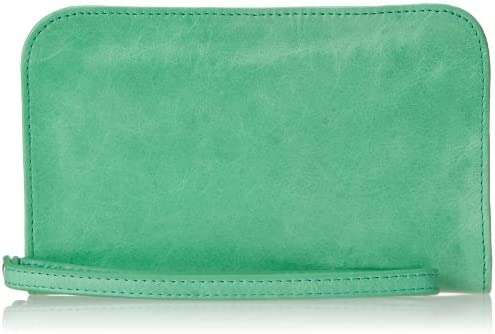 HOBO Vintage Jess Smartphone Wristlet Clutch Mint One Size product image