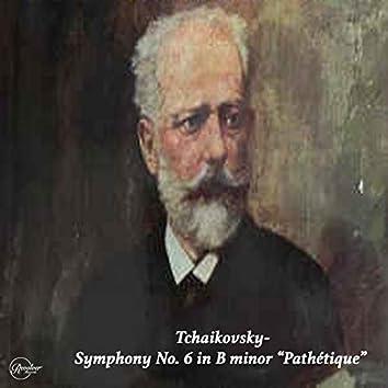 "Tchaikovsky- Symphony No. 6 in B minor ""Pathétique"""
