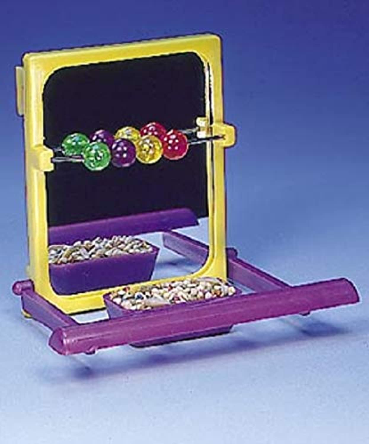 Bird Toy, For Budgies & Small Birds, Landing Perch With Mirror