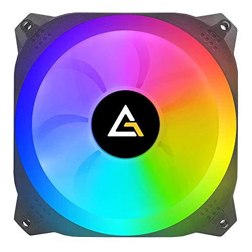 Antec Prizm X 120mm ARGB Ventiladores, 120 cajas ventiladores, ventiladores RGB direccionables, serie Prizm